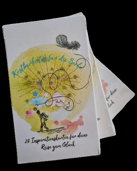Kartenset Kostbarkeiten für die Seele